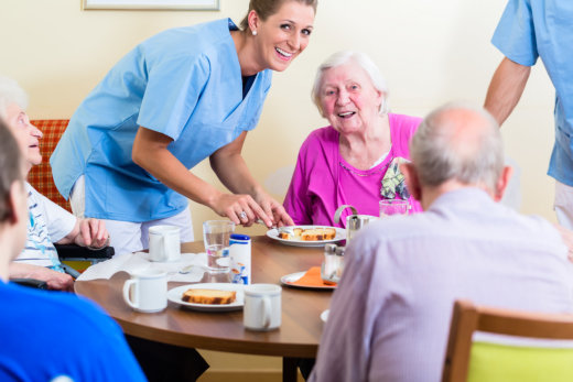 Ensuring Good Nutrition in Your Senior Loved Ones